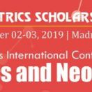 Scholars International Conference on Pediatrics and Neonatology