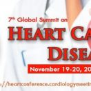 7th Global Summit on Heart Care and Diseases