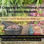 Global Congress on Traditional, Herbal & Alternative Medicine