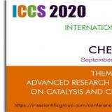 International Conference on Catalysis and Chemical Science